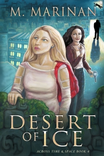 Desert of Ice cover only 1