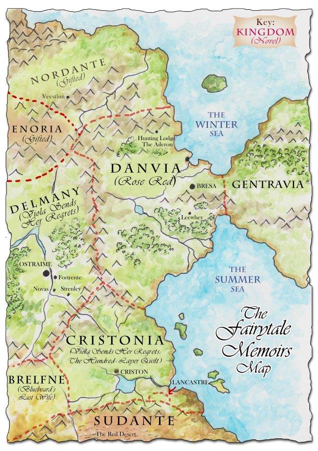 Memoirs map 2 small