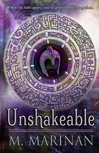 Unshakeable cover 5 front only