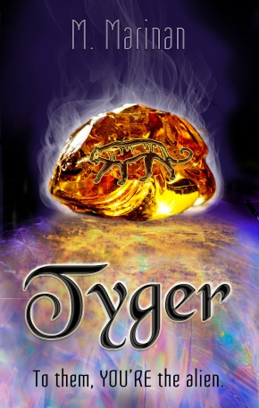 tyger front cover only 5