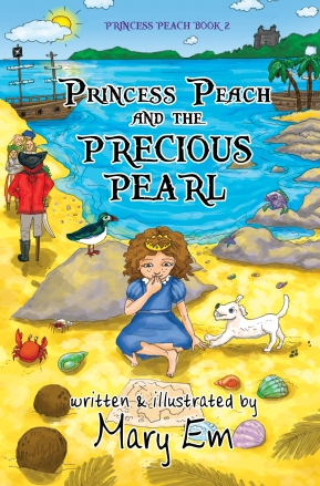 Peach Pearl final front cover