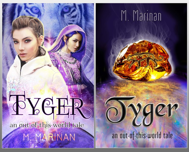 Tyger both covers for twitter