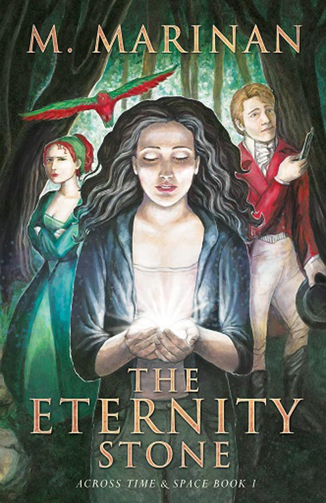 The eternity stone. Across time and space book 1