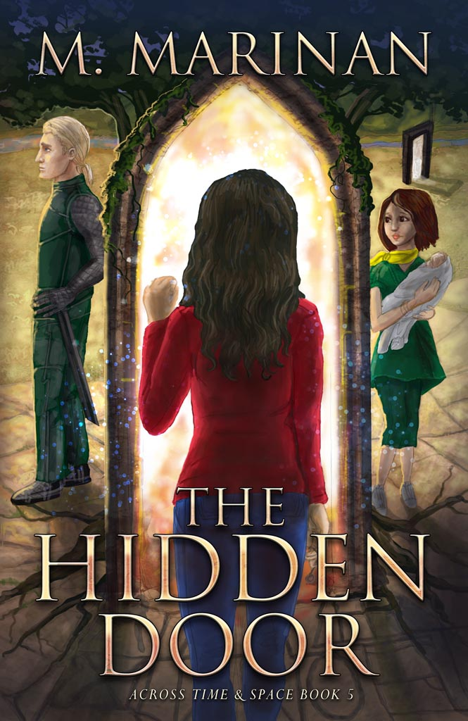 the hidden door. Across time and space book 5