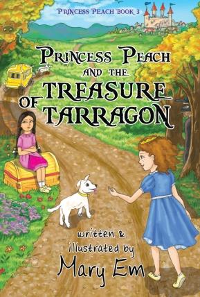 Peach Treasure Tarragon cover 3